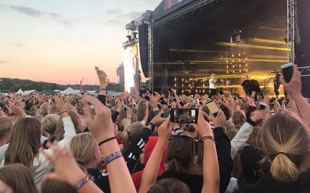 Hvad var din bedste kulturoplevelse i Vordingborg Kommune i  2019?