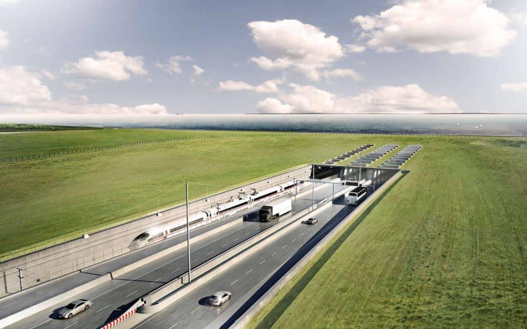 Femern-tunnelen skal trække vækst og arbejdspladser til virksomheder på Sjælland, Lolland og Falster