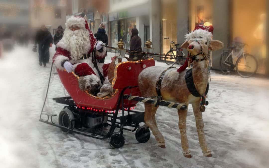Jul i Vordingborg – udvidet åbningstid og konkurrence med gaver til en værdi af kr. 6300.-