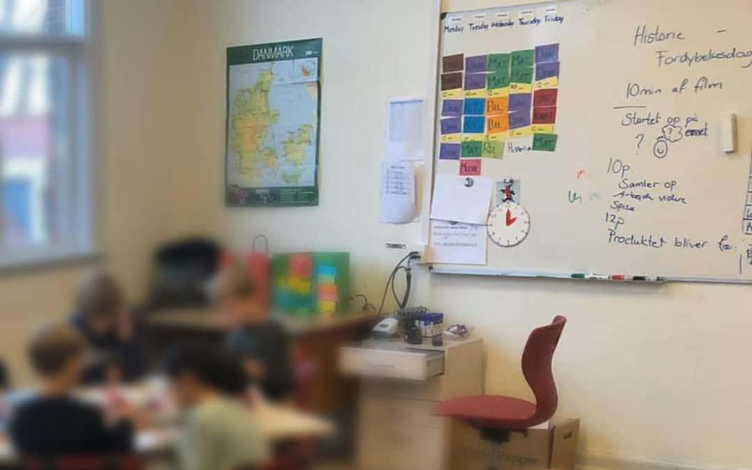 Præstø Privatskole i top blandt landets 1.400 skoler