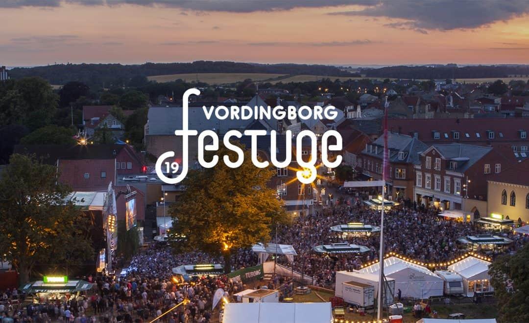 Vordingborg Festuge har nu uddelt årets overskud