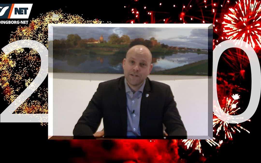 Årsskiftet 2019/2020 – se nytårstale af Mikael Smed, borgmester i Vordingborg Kommune her