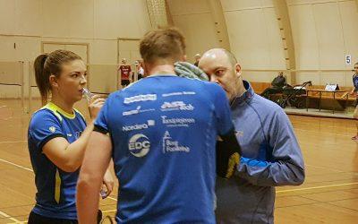 Vordingborg Badminton Klub VBK skal spille om oprykning til 3. division