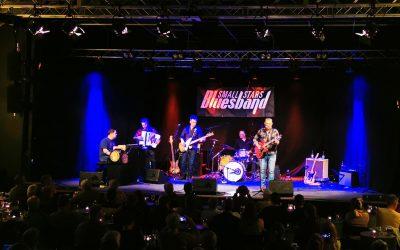 Torsdag d. 6. maj kl.19.00 kunne det regionale spillested STARS i Vordingborg endelig åbne dørene for levende musik og levende gæster igen