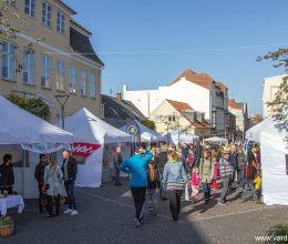 Internationalt marked på Slotstorvet september 2014 - Lørdag
