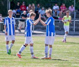 Football U15: Vordingborg - Hillerød