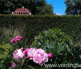 Jardín Botánico Histórico en Vordingborg